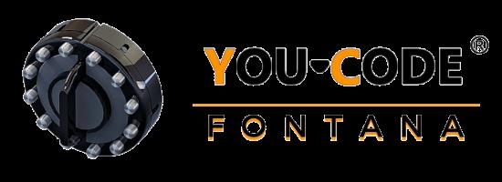YOU-CODE FONTANA + SCRITTA